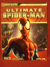 Brady Games Signature Series Guide : Ultimate Spider-Man (2006 Paperback) MARVEL