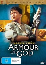 The Armour Of God (DVD, 2007) - Region 4