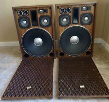 Sansui SP-X8000 Speakers, Japanese See Video !