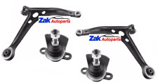FOR SEAT ALHAMBRA FRONT SUSPENSION LOWER WISHBONE ARMS BALL JOINT & BUSHES NEW