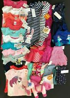 GYMBOREE GIRLS SIZE 2T HUGE LOT OUTFITS SUMMER SPRING NWT $718