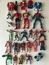 Mixed lot of 28 Action Figures, Superheroes & More