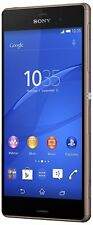 Sony XPERIA D6603 Z3 16GB 4G LTE Water Proof Mobile Unlocked  Smartphone -Copper