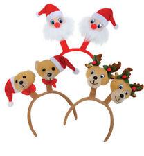 """KarnevalsTeufel Haarreif """"Weihnachten"""" verschiedene Motive 125771813F"""
