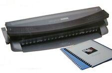 Gbc Docubind Personal Presentation Binding Machine System Shv6 Book Binder