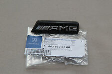 New Genuine Mercedes G class G63 G65 AMG W463 AMG Radiator Grille Emblem