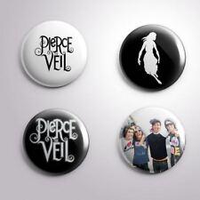 4 PIERCE THE VEIL - Pinbacks Badge Button Pin 25mm 1''