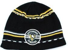 Pittsburgh Penguins CCM Vintage Hockey NHL Knit Beanie/Hat/Toque