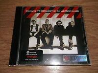 U2 - HOW TO DISMANTLE AN ATOMIC BOMB (CD ALBUM) - UK FREEPOST