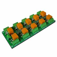 Ten Relay Board / Card for your AVR, PIC Project - 12V