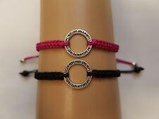 Couples trust, love, hope, dream bracelet set