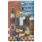 Beer and Ale - Light Switch Covers Home Decor Outlet