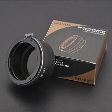 LEINOX PK-NEX Pentax PK lens to Sony E mount Lens A7 A7II A7R NEX 5 A6300 A5000