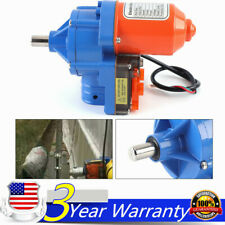 24V 2.8Rpm Electric Greenhouse Roll Up Motor Greenhouse Venting Motor 100M