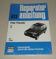 Reparaturanleitung Fiat Panda 30 / 45 - Typ 141 - ab Baujahr 1980