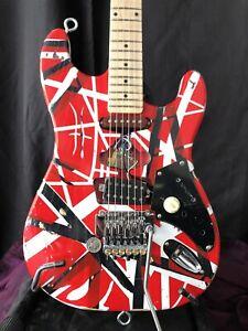 Frankenstrat Guitar