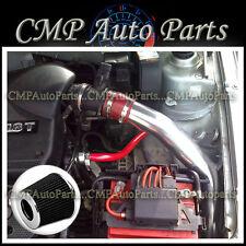 RED BLACK 1999-2005 VW GOLF JETTA 1.8L 2.0L GL/GLS/GTI COLD AIR INTAKE KIT