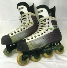 Nike Bauer XRLite Vapor Roller Hockey Senior Inline Skates Sz 10R