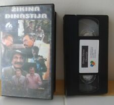 Preowned Druga Zikina Dinastija VHS Serbian Movie Films Komedija Comedy VCR film