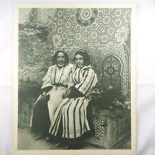 Photo Flandrin - Heliograph Editions Mars - 16 Maroc dans les jardins Meknés
