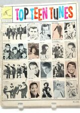 1965 Top Teen Tunes Sheet Music Book 20 Songs Kinks Beatles Righteous Bro T54