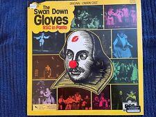 The Swan Down Gloves cast album (LP 1982) RSC Panto, Nigel Hess, TER 1017