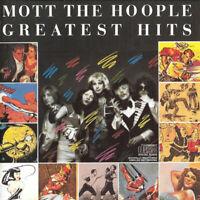 MOTT THE HOOPLE Greatest Hits CD Original UK CBS Recordings!!