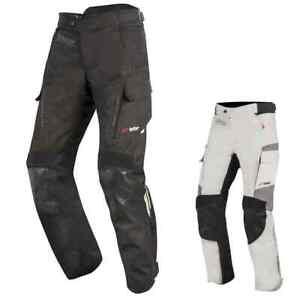 Alpinestars Racing Andes V2 Drystar Mens ADV Touring Sport Motorcycle Pants