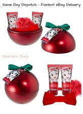 Disney Snow White Bath and Body Pamper Tin Red Apple, Body Wash, Lotion & More