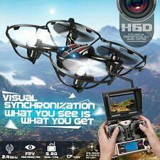 2017 Mini Drone Professionale con  La Macchina Fotografica Hd Droni Quadcopter