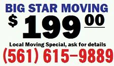 Royal Palm Beach Moving companies Big Star (561)615-9889