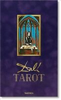 Dalí. Tarot, Cards by Fiebig, Johannes, Brand New, Free P&P in the UK