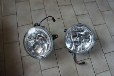 JDM Subaru Impreza Sti GC8 gda OEM crystal foglights fog lense kouki lights v5 6