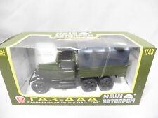 DV8708 NASH AVTOPROM GAZ AAA 1/43 RUSSIAN H254