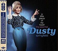 Dusty Springfield A Little Piece of My Heart The Essential 3 CD Digipak NEW