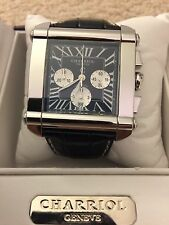 50|42mm CHARRIOL Actor XXL Automatic Luxury Men's Limited Edition,Authentic 100%