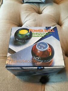 Nano Second POWER BALL PB-188C Wrist & Hand Trainer & Exerciser