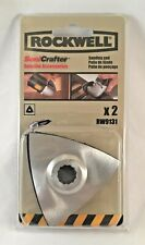ROCKWELL SONICRAFTER 2 PC SANDING PAD RW9131