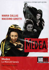 Medea / The Walls of Sana'a NEW PAL Classic DVD Pier Paolo Pasolini Italy