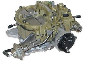 ROCHESTER QUADRAJET 1981-1986 CHEVY GMC TRUCK 305-350 ENGINE ELECTRIC CHOKE