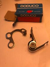 Citroen DS 21, ID 19, ID 20, HY, HZ, N350, Peugeot 404 NOS Doduco Contact Set