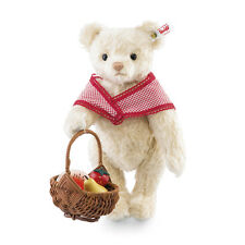 STEIFF Limited Edition Teddy bear Picnic Mama EAN 021480 30cm Mohair + Box New
