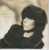 "THE PRETENDERS - Hymn To Her - Deleted 1986 UK WEA label vinyl 7"" single in p/s"