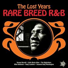 Espèce rare r&b: Les années perdues-NEW VINYL LP