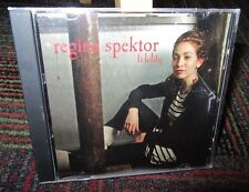 REGINA SPEKTOR: FIDELITY MUSIC CD SINGLE, PROMO ALBUM TRACK, 2006 SIRE RECORDS