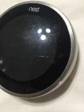 Nest Thermostat A0013 Black/Silver