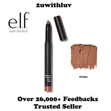 2x E.l.f. Cosmetics ELF Studio Matte Lip Color Lipstick Praline and Coral