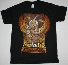 KILLSWITCH ENGAGE INCARNATE BLACK T SHIRT METALCORE TRIVIUM AS I LAY DYING