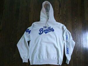 Vintage 2001 The Beatles Hoodie Sweatshirt Size Large
