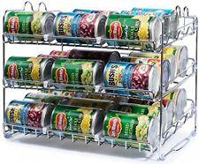 Stackable Storage Rack Organizer Great Pantry Shelf Kitchen Cabinet Counter Top